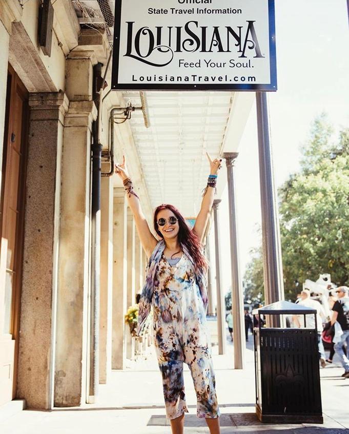 Visit Louisiana x Lauren Daigle