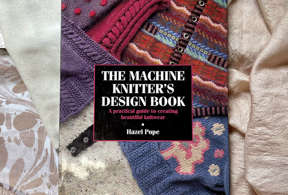The Machine Knitter's Design Book