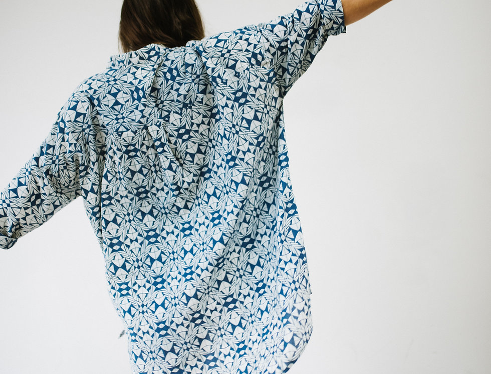 Quarter Shirt, Escher