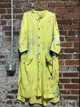 Cassie's finished Custom Quarter Dress