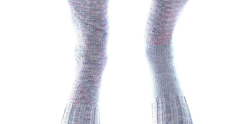 Tamaki Niime Socks, Cool Colors