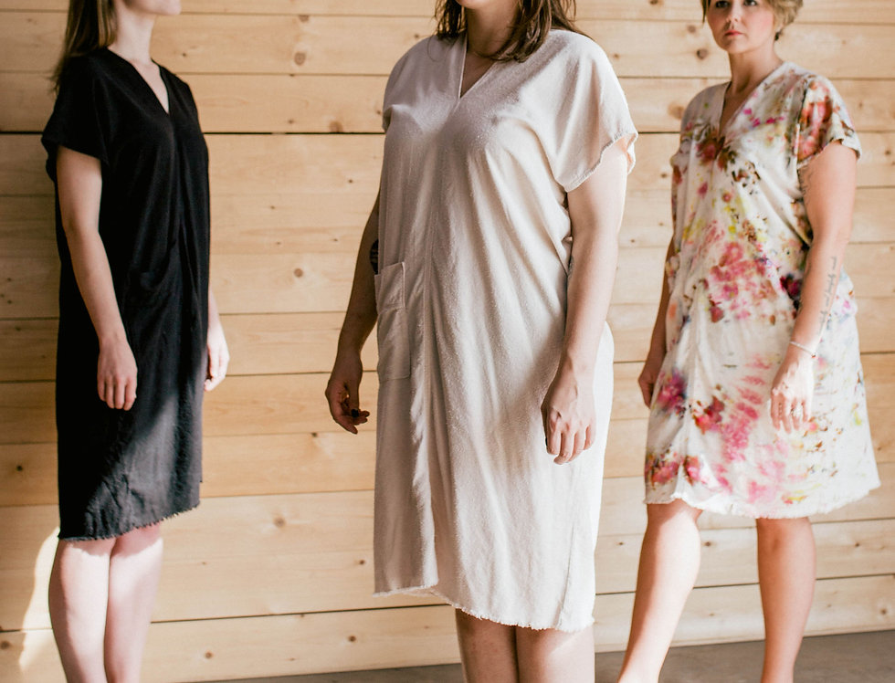 Market Dress, Multi