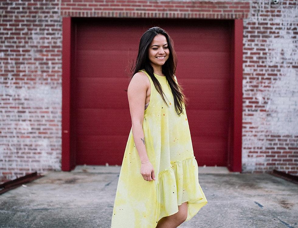 Simply Sun Dress, Lemon Drop