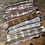 Thumbnail: Handwoven Cowl, Sari Silk