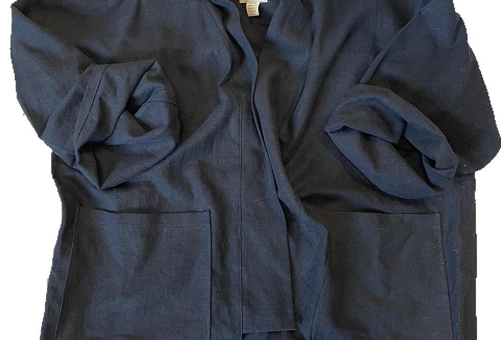 Puzzle Jacket, Black