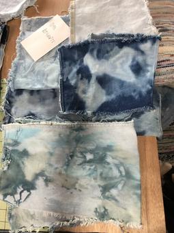 Wrangler/Nordstrom dye job