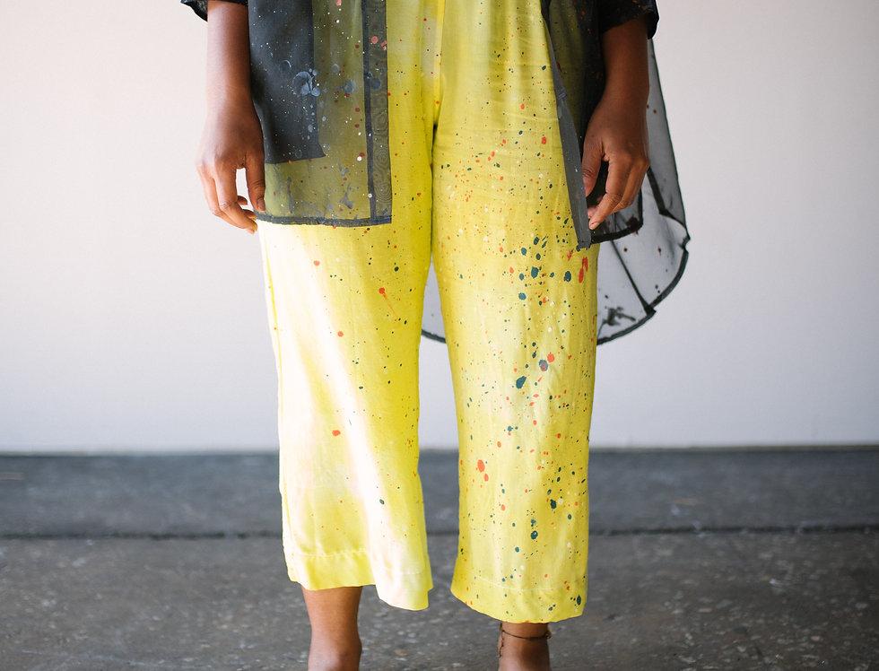Simply Silk Bloomers, Matcha