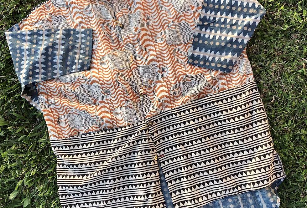 Quarter Shirt, PIECED