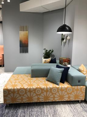 Trinity Furniture NEOCON showroom