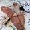 Thumbnail: Tamaki Niime Socks, Warm Colors