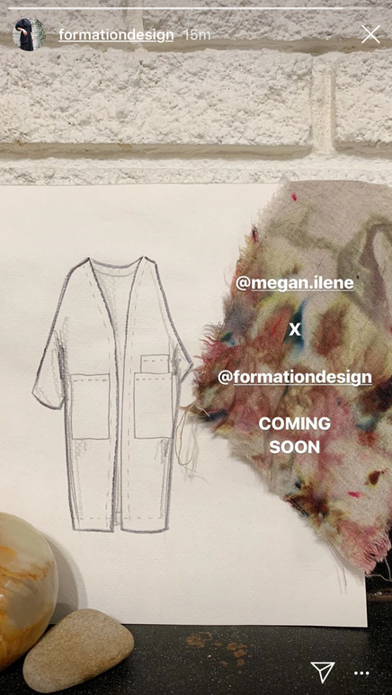 Formation Design x Megan Ilene