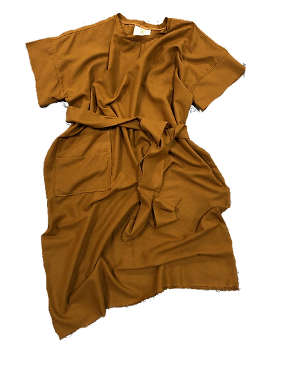 T-Dress, Umber