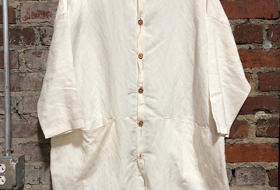 Quarter Shirt, Natural