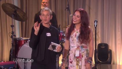 Lauren Daigle for The Ellen Show