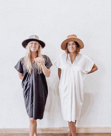 Market Dress, Black