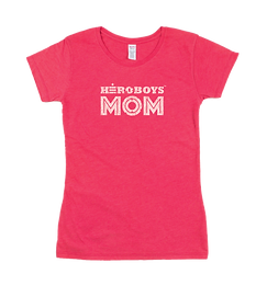 HERO Boys Mom T