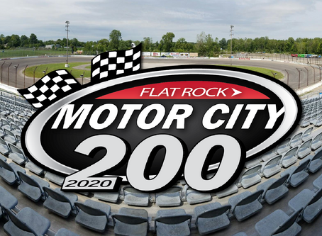 Motor City 200 at Flat Rock Speedway Cancelled