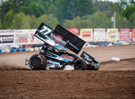 GLSS Ace Andrew Scheid Looks For JEGS/CRA Rookie of  the Year in 2020