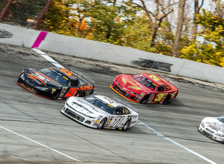 Hocevar Wins, Crump Second at 49th Winchester 400