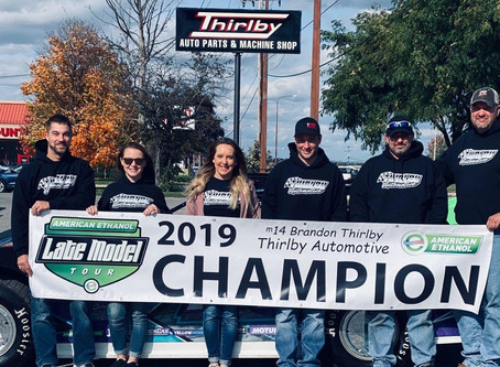 Thirlby Captures 2019 AELMT Championship
