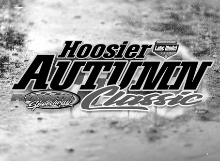 Hoosier Autumn Classic Cancelled due to Rain