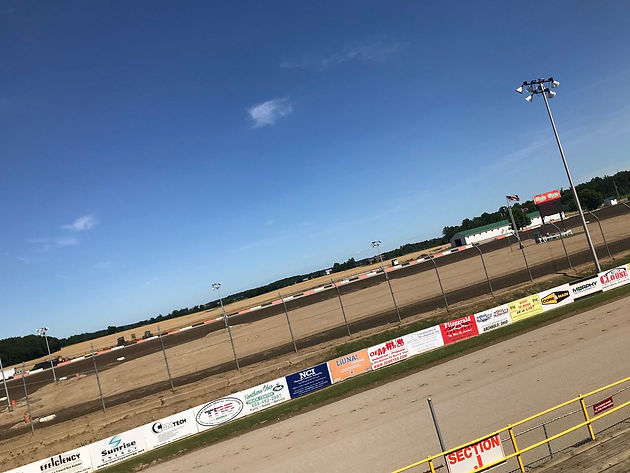 American Ethanol Late Model Tours Back to Racing from Attica