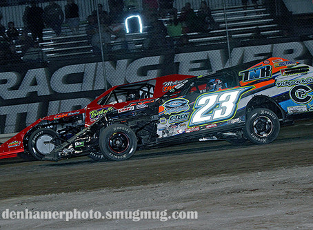 Hubbell Has Strong Season Using One Ethanol