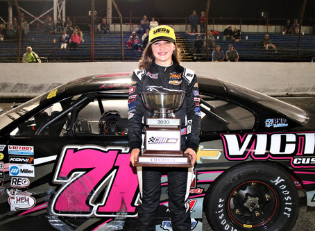 Michigan's Hettinger Makes History with CRA