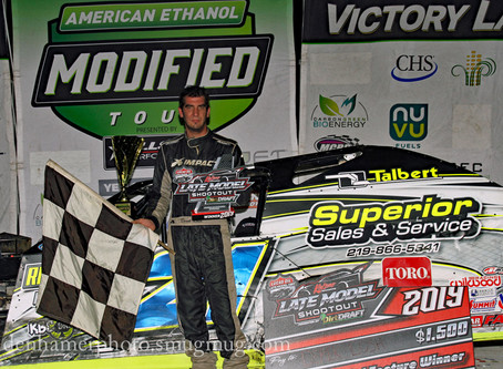 Losh Cruises to First AEmods Victory