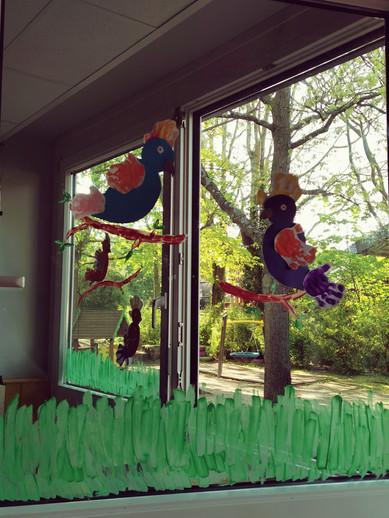 Fenster Krippe