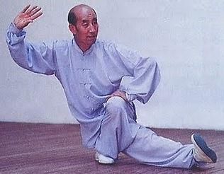 Maître Zhang Guang De, fondateur du Dao Yin Yang Sheng Gong
