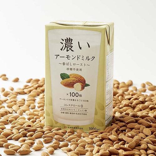 Tsukuba無糖特濃杏仁奶 1000ml