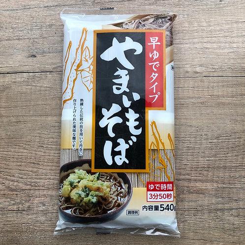Yaimaimo蕎麥大和蕎麥麵6份
