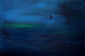 Huile sur toile, Peinture, Garance mOnziès, papillon noir, Richard Moss, thérapie, changement