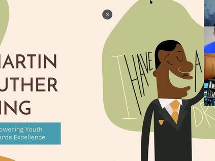 Martin Luther King Jr. Zoom Celebration