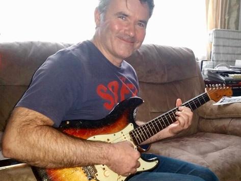 Vintage Guitar - 1963 Fender Stratocaster