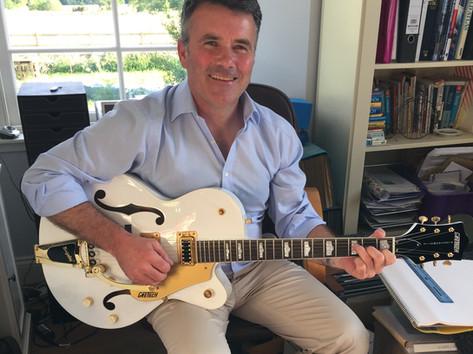 Guitar - Gretsch White Falcon