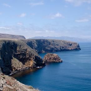 Santa Cruz Island - Channel Islands National Park