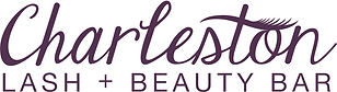 Charleston Lash and Beauty Bar logo - pu