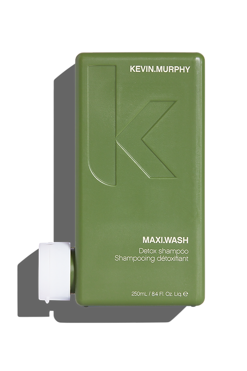 KM Maxi Wash Detox Shampoo 8.4 oz