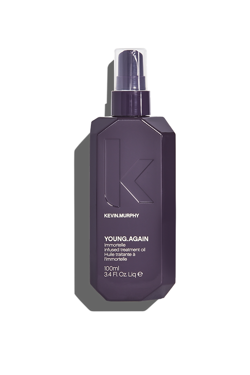 KM Young Again Treatment Oil 3.4 oz