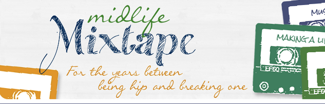 Interview on Midlife Mixtape Podcast