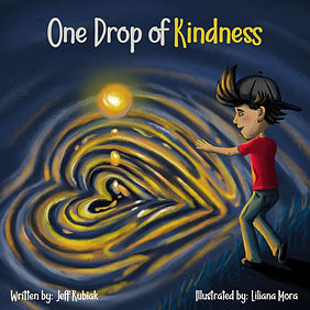 One Drop of Kindness, Book Cover