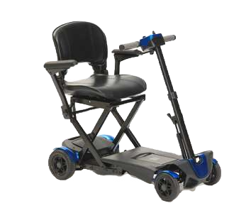 Automatic Folding Scooter