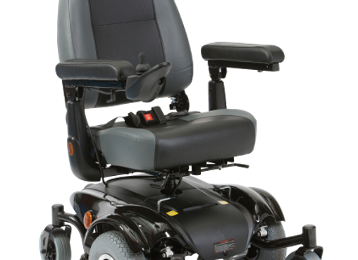 Seren Power Chair with Captain Seat