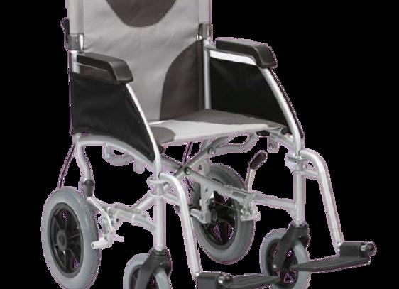 Ultra Lightweight Aluminium Wheelchair