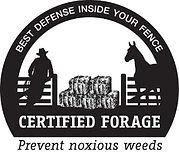 Utah Certified Weed Free Alfalfa Hay
