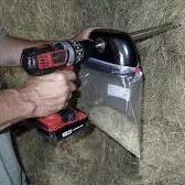 A hay probe is used to get your lab sample.