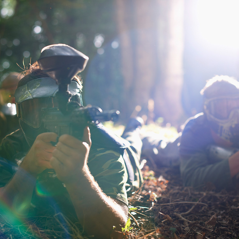SEPTEMBER BYOP: Bring Your Own Paintball
