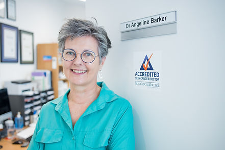 Dr Angie Barker | Accredited Practice | The Woods Medical Centre & Skin Cancer Clinic Scarborough